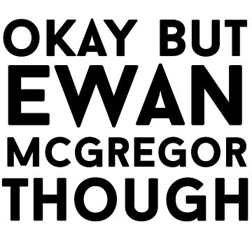 Ewan McGregor by eheu