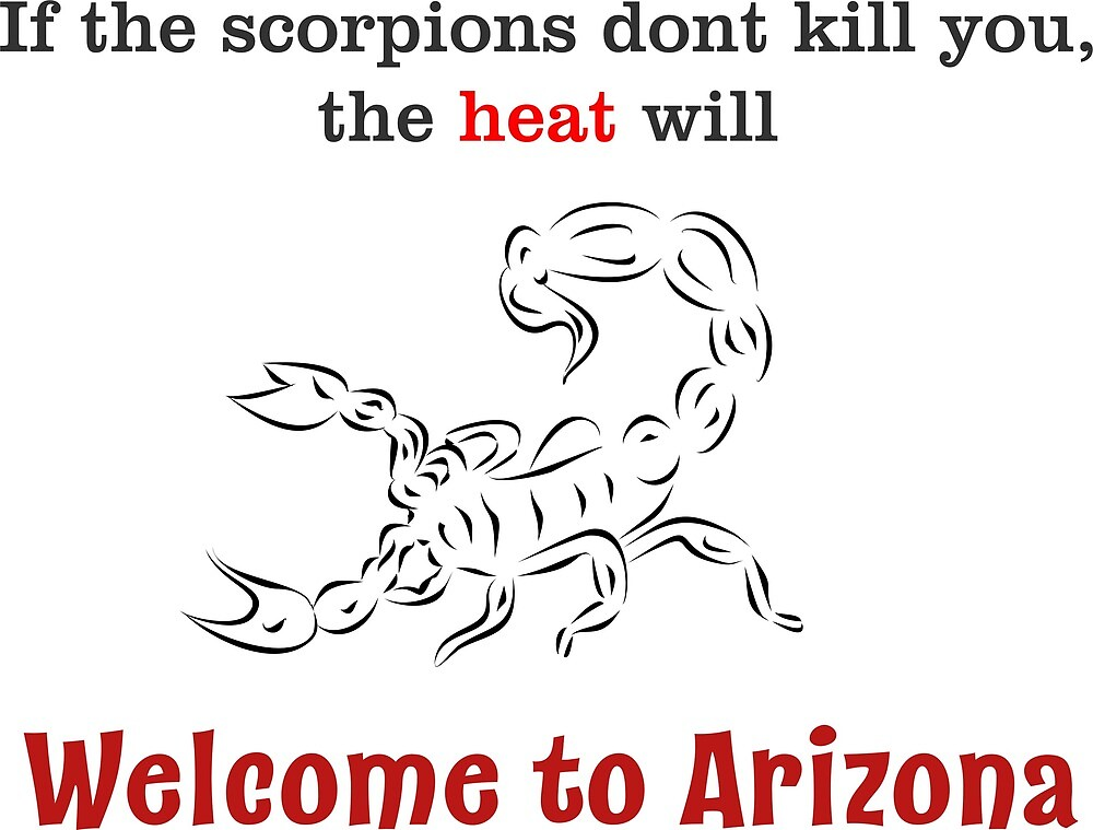 Welcome to Arizona! by Chiwow-Media