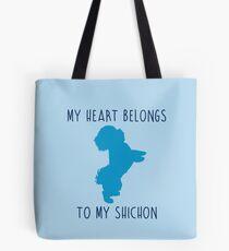 Shichon Love, Masculine  Tote Bag