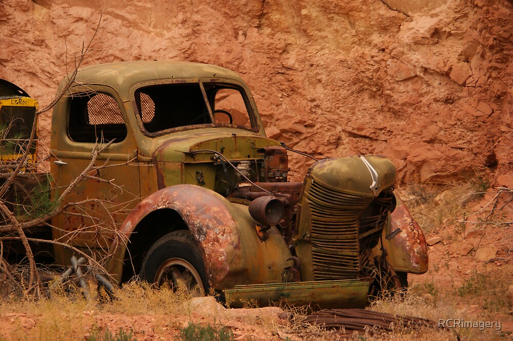 Used Truck by RCRimagery