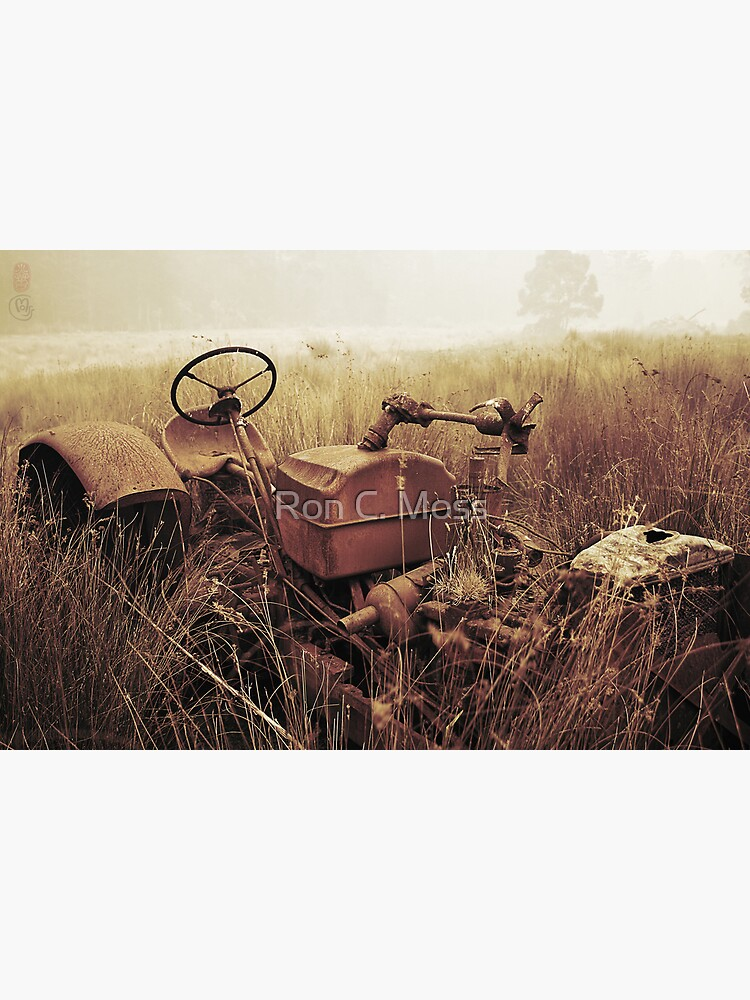 Smoke and Rust by ronmoss