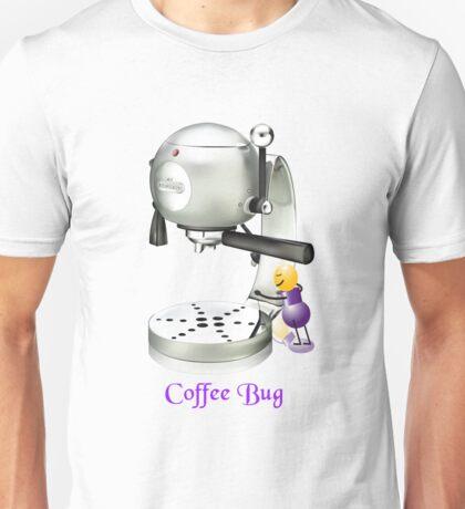 Coffee Bug Illustration T-Shirt