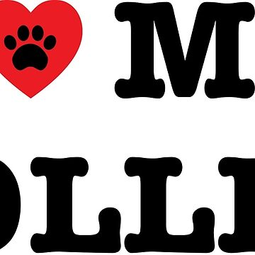 I Heart My Toller by iheartdog