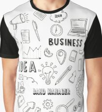 BAND MANAGER Graphic T-Shirt