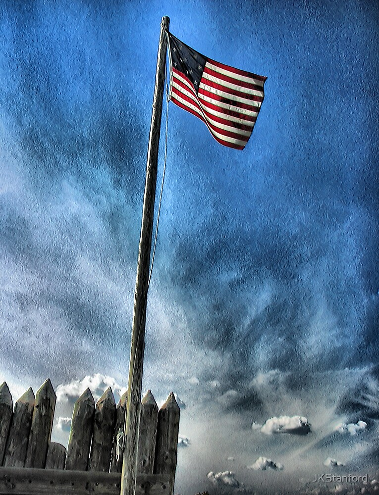 O'er the Land of the Free by JKStanford