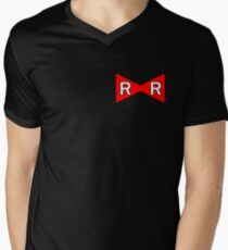 Android 17 Red Ribbon Army T-Shirt