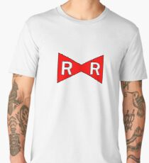 Android 17 Red Ribbon Army Men's Premium T-Shirt