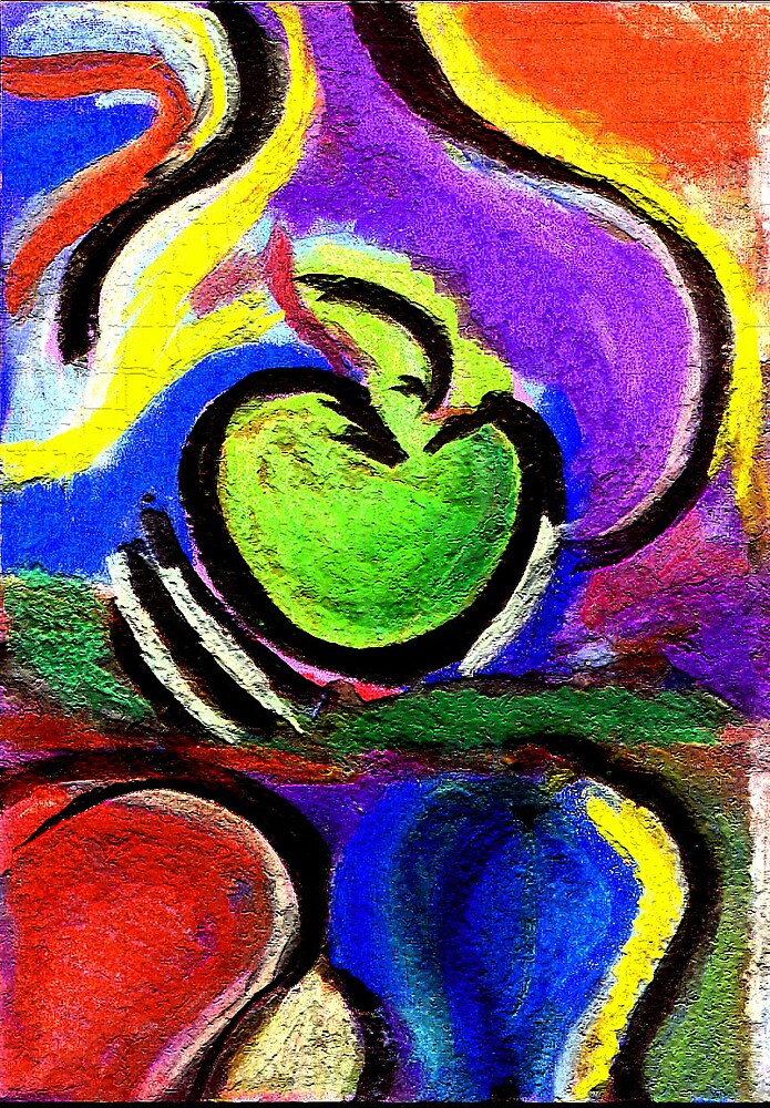 apple of my eye  by angiec