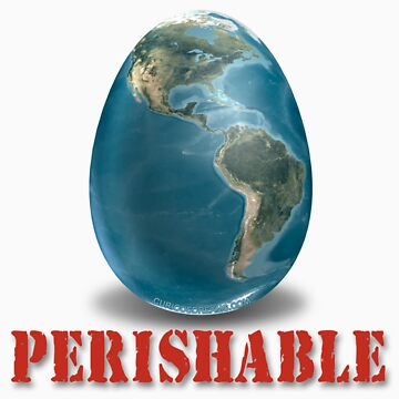 Earth-Perishable by Curious