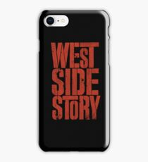 West Side Story Logo iPhone Case/Skin