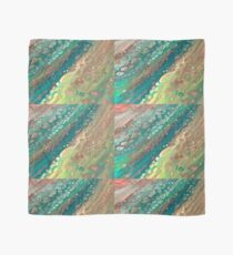 Mermaids in camouflage Scarf