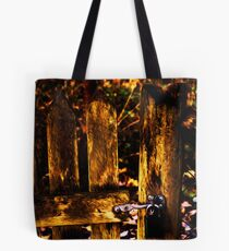 Exit The Marsh by Brian Vegas Tote Bag