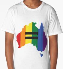LGBT equality Australia Long T-Shirt