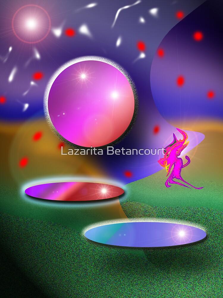 The Devils Dream by Lazarita Betancourt