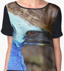 Cassowary Chiffon Top