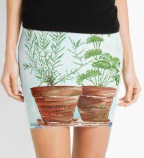 Rosemary and Parsley Mini Skirt