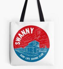 Swanny 'On Patrol' Tote Bag