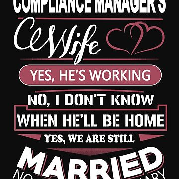 Compliance manager's Cewife by Bitushop