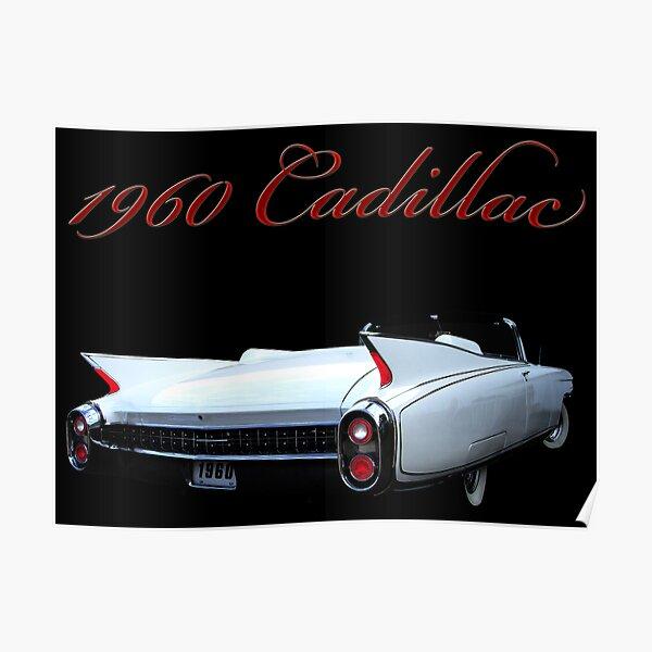 1960 Cadillac Posters