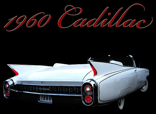 1960 Cadillac  by kelleybear