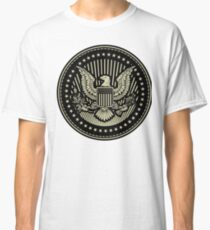 Great Seal of The United States Of America Classic T-Shirt