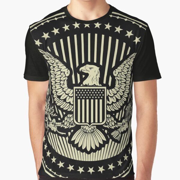 Great Seal of The United States Of America Graphic T-Shirt
