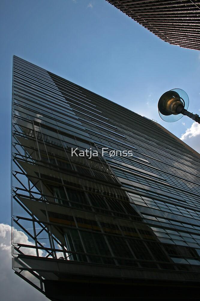 Look up by Katja Fønss