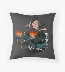 Mama, you been bad!!! Throw Pillow