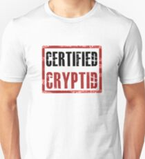 Certified Cryptid T-Shirt