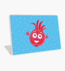 Cute Red Onion #digistickie Laptop Skin