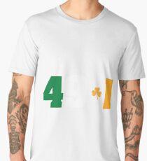 Conor Mcgregor 49-1 Men's Premium T-Shirt