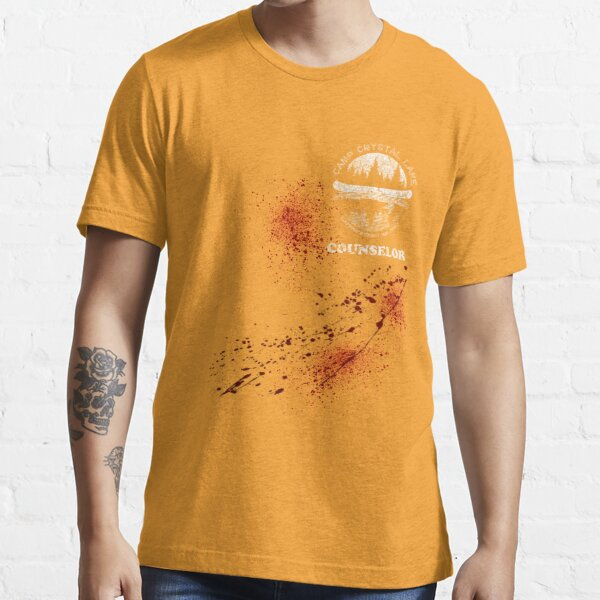 Camp Crystal Lake counselor (Friday the 13th) Essential T-Shirt