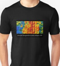 annual temperature scale cologne 2013 T-Shirt