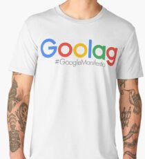 goolag #googlemanifesto Men's Premium T-Shirt