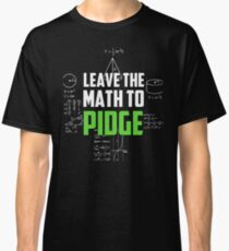"""Leave the math to Pidge"" - Keith - Klance - Voltron Classic T-Shirt"