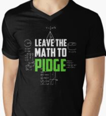 """Leave the math to Pidge"" - Keith - Klance - Voltron T-Shirt"