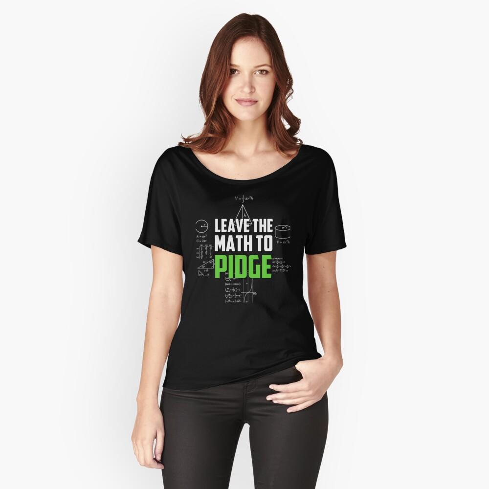 """""""Überlassen Sie die Mathematik Pidge"""" - Keith - Klaven - Voltron Loose Fit T-Shirt"""