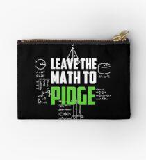"""Leave the math to Pidge"" - Keith - Klance - Voltron Studio Pouch"
