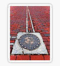 The Freedom Trail Sticker