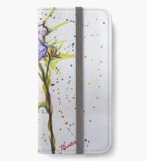 Flowers of Love iPhone Wallet/Case/Skin