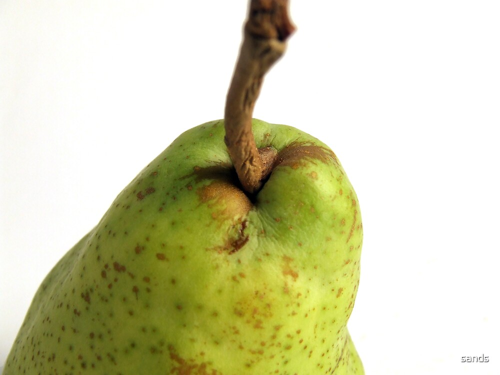 Pear by sands