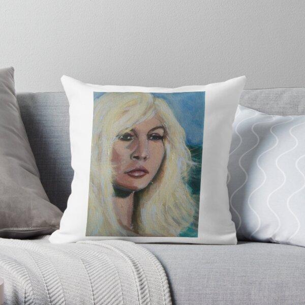 Brigitte Throw Pillow