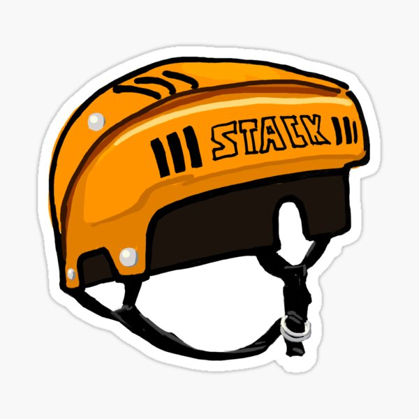 Stackhat Sticker