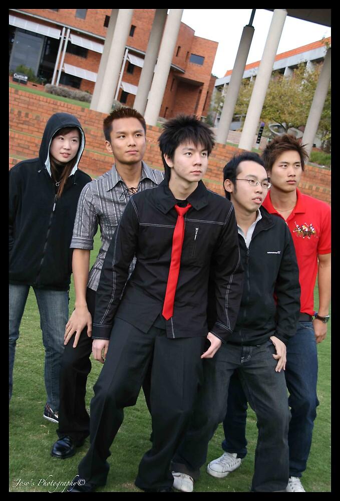 Backstreet Boys Back in Action by Stephen Joso
