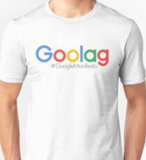 goolag #googlemanifesto T-Shirt