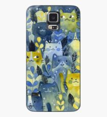 kitty forest Case/Skin for Samsung Galaxy