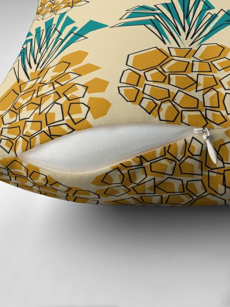 Alternative Ansicht von Ananas Sommer Dekokissen