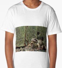 Goggle-eyed Toad Long T-Shirt