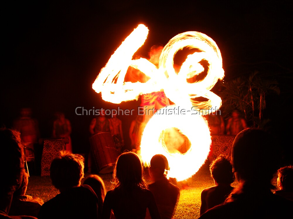 fire dance by Christopher Birtwistle-Smith