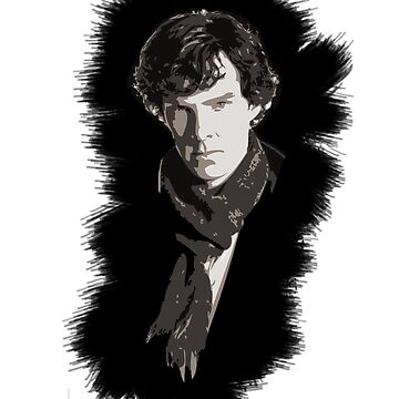 Sherlock by antonioluppino